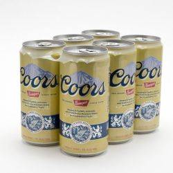 Coors - Banquet - 12oz Can - 6 Pack