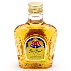 Crown Royal - Canadian Whiskey - Mini...