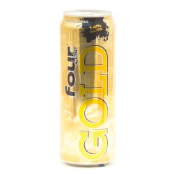 Four Loko - Gold - 23.5oz Can