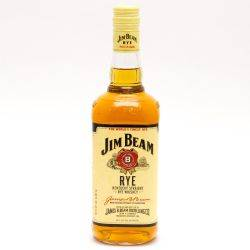 Jim Beam - Kentucky Rye Whiskey - 750ml