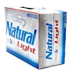 Natural Light - Beer - 12oz Can - 15...