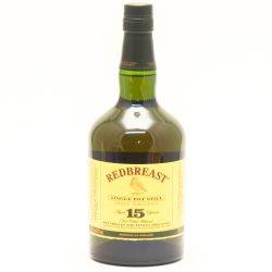 Redbreast - Single Pot Irish Whiskey...