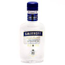 Smirnoff - 100 Proof Vodka - 200ml