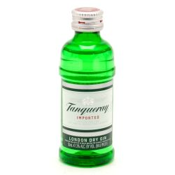 Tanqueray - London Dry Gin - Mini 50ml
