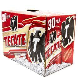 Tecate - Beer - 12oz Can - 30 Pack