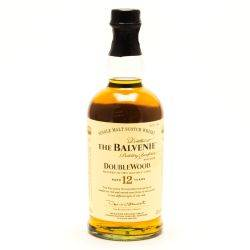 The Balvenie - Aged 12 Years - Single...
