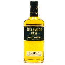 Tullamore Dew - Aged 12 Years -...