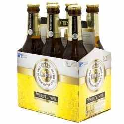 Warsteiner - Premium German Beer -...