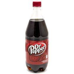 Dr. Pepper - Bottle - 1L