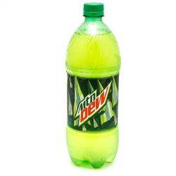 Mtn Dew - Bottle - 1L