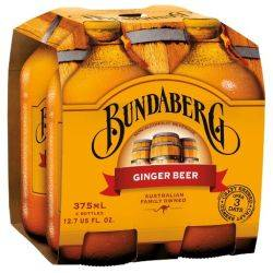 Bundaberg - Ginger Beer 4pk