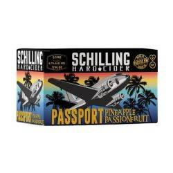 Schilling Passport Cider - 6pk