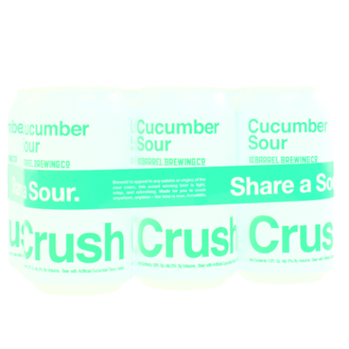 10 Barrel Cucumber Crush - 6pk