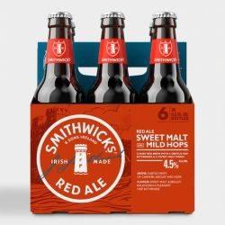 Smithwicks Ale - 6pk