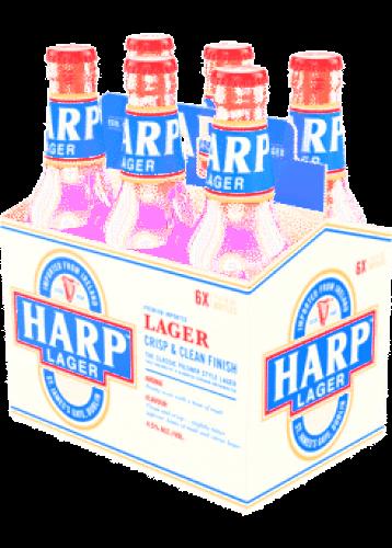 Harp - Lager - 6pk