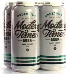 Modern Times Orderville Hazy - 4pk