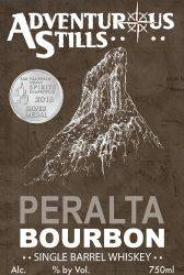 Adventurous Stills Peralta Bourbon -...
