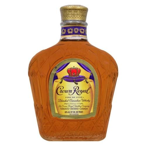 Crown Royal Canadian Whisky - 1.75L