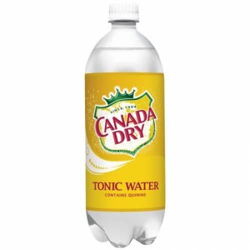 Canada Dry Tonic Water - 1 L Bottle