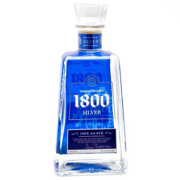1800 - Silver Tequila Reserva - 1L