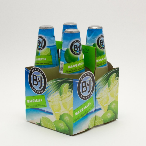 Bartles & Jaymes - Margarita - 11.2oz Bottle - 4 Pack