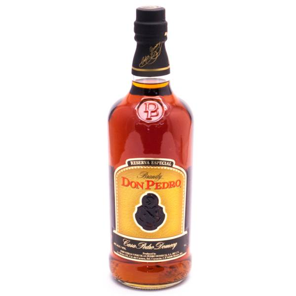Casa Padre Domecq Don Pedro Brandy 1l Beer Wine And