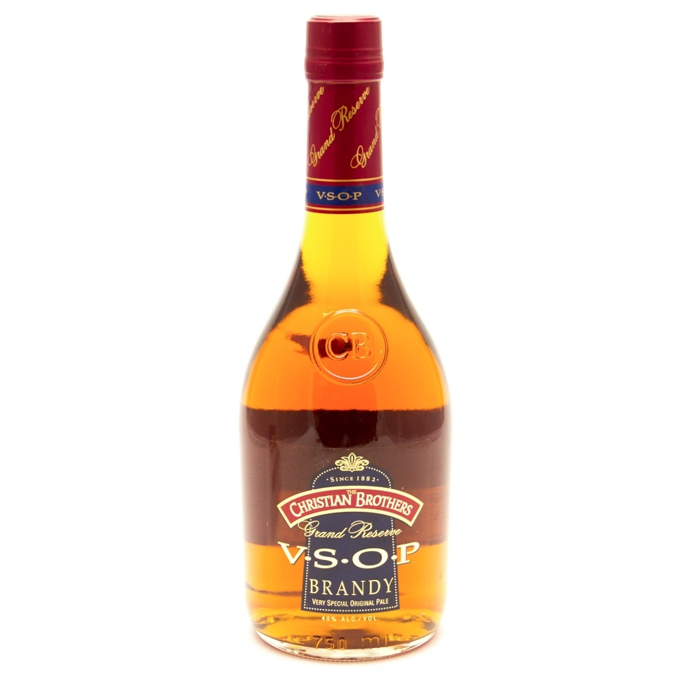 Christian Brothers - Grande Reserve Brandy VSOP - 750ml