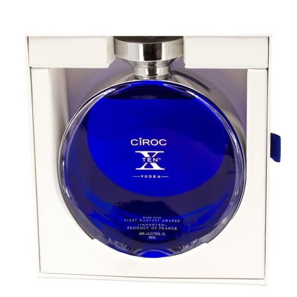 Ciroc - Ten Vodka - 750ml