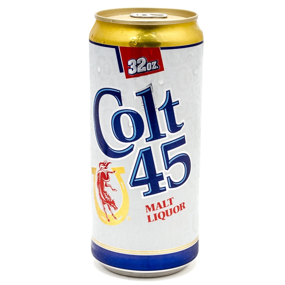 Colt 45 - Malt Liquor - 32oz Can