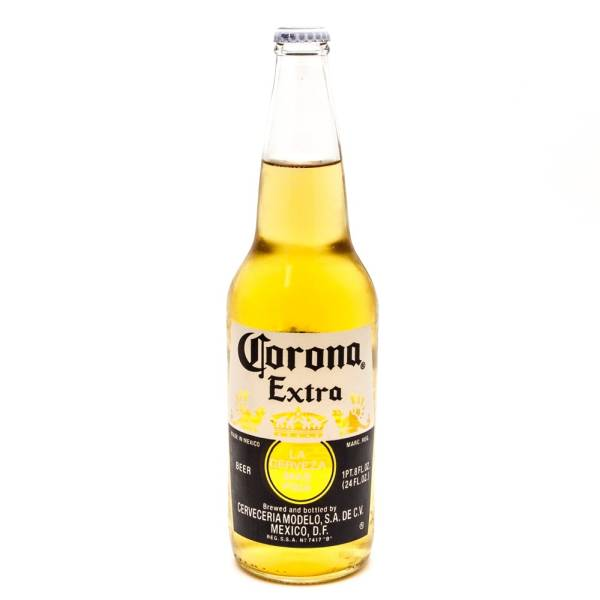 Corona Extra - Imported Beer - 24oz Bottle