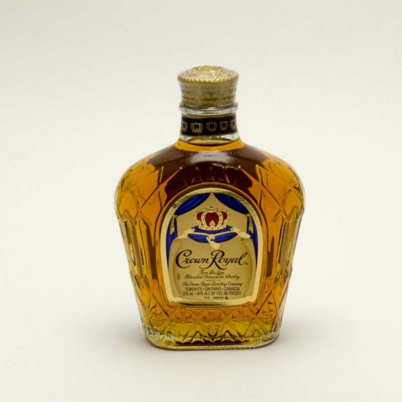Crown Royal - Blended Canadian Whisky -375ml