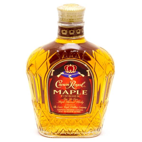 Crown Royal - Maple Canadian Whiskey - 375ml