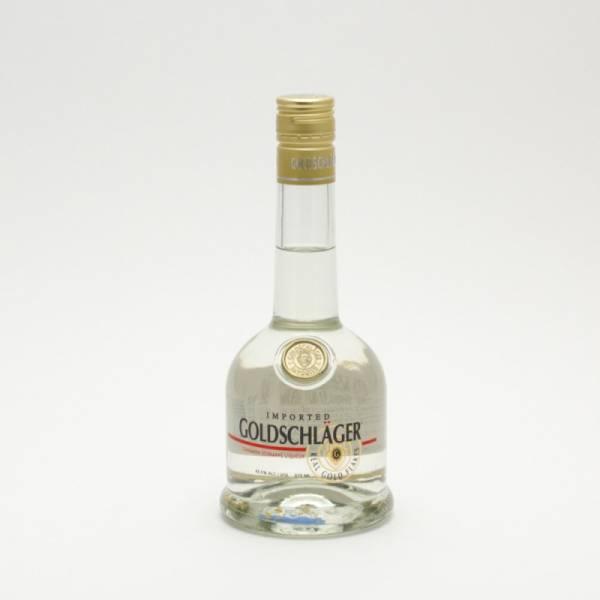 Goldschlager - Imported Cinnamon Schnaps Liqueur - 375ml