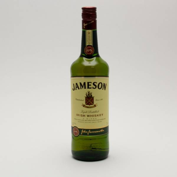 Jameson - Irish Whiskey - 750ml