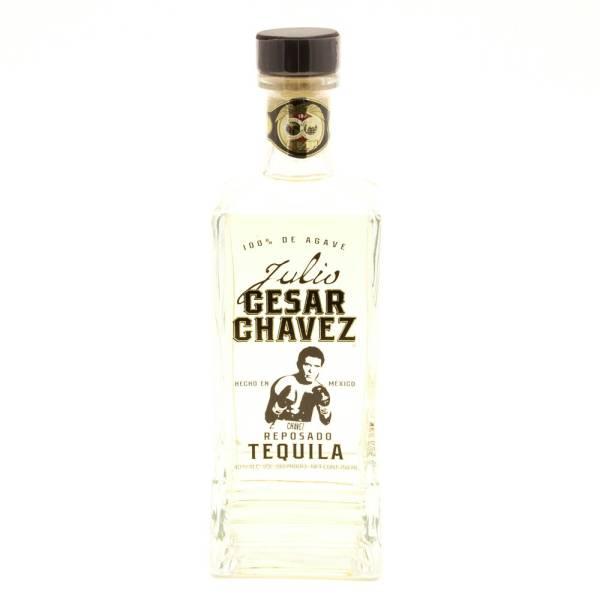 Julio Cesar Chavez - Blanco Tequila - 750ml