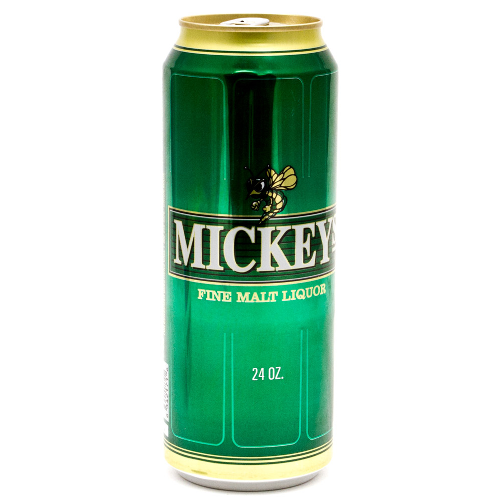 Mickeys - Fine Malt Liquor - 24oz Can
