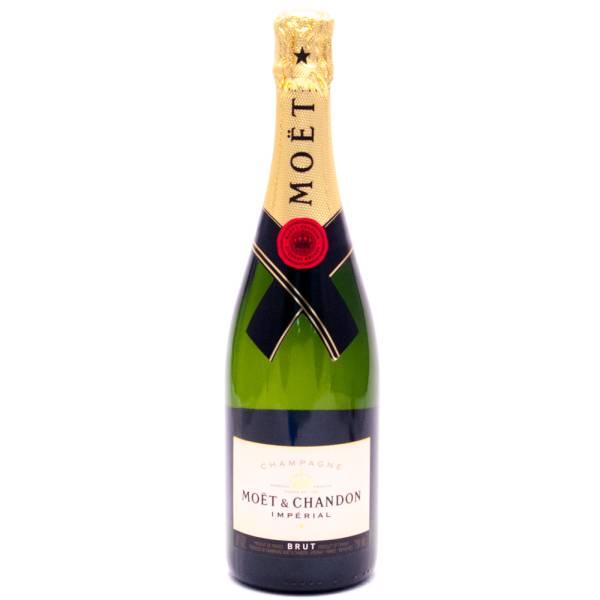 Moet & Chandon - Champagne Brut Imperial - 750ml