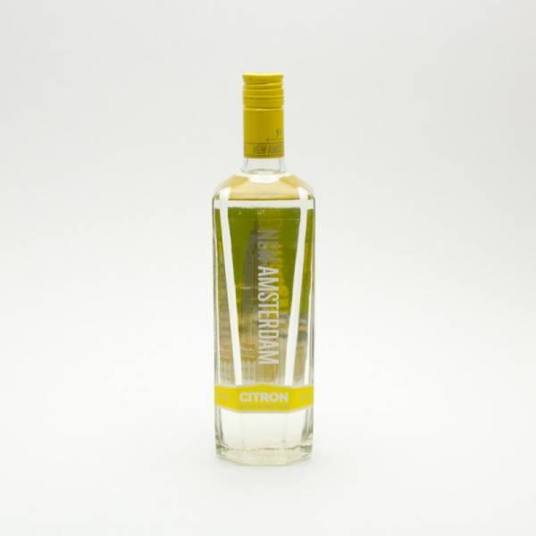 New Amsterdam - Citron Vodka - 750ml