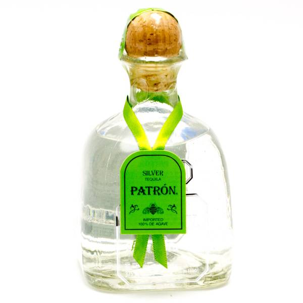 Patron - Silver Tequila - 375ml