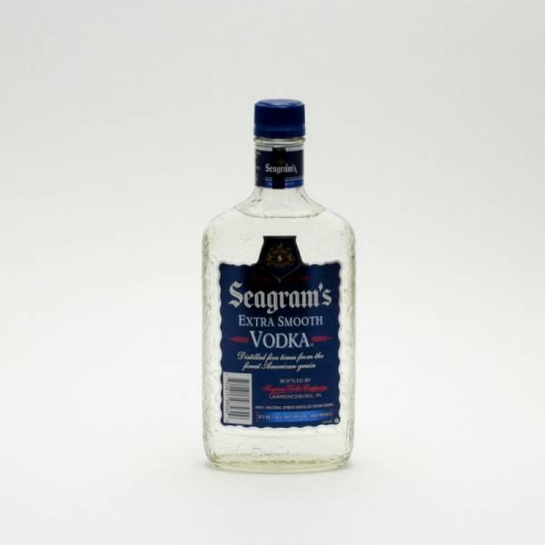 Seagram's - Extra Smooth Vodka - 375ml