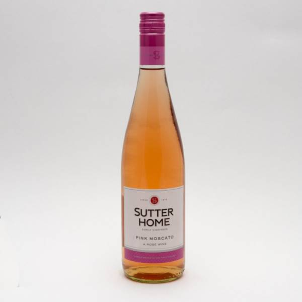 Sutter Home - Pink Moscato - 750ml