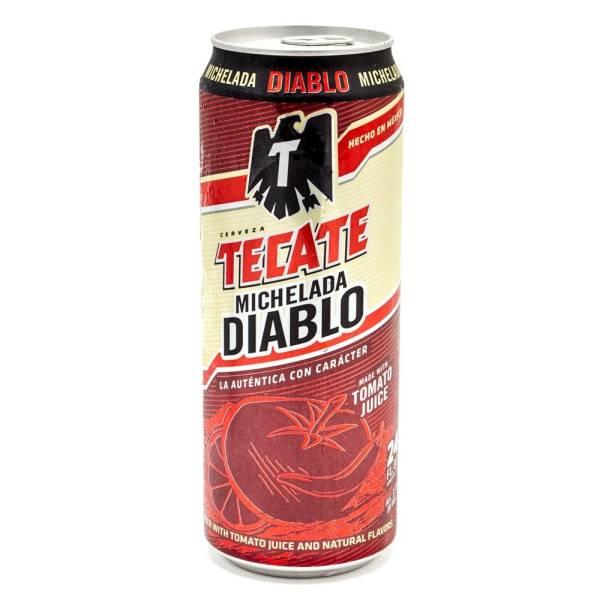Tecate - Michelada Diablo - 24oz Can