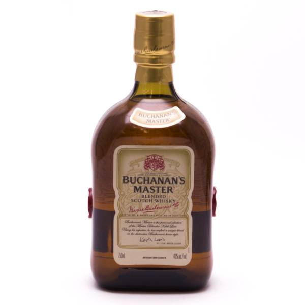 Buchanan's - Master Blended Scotch Whisky - 750ml