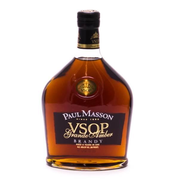 Paul Masson - VSOP- Grand Amber Brandy - 750ml