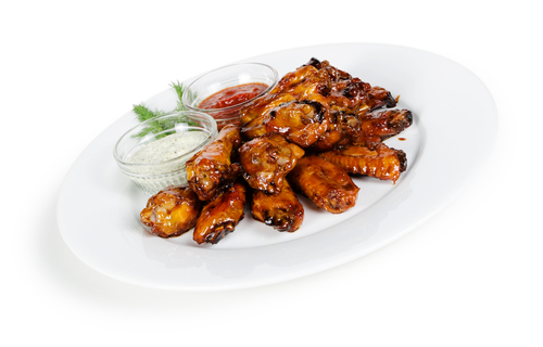 Chicken Wings - 10 BBQ