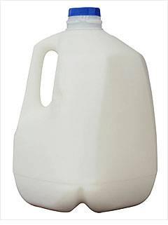Milk - 2%, one gallon