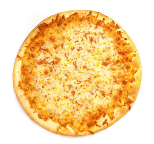 White Pizza - Ricotta Cheese, Oregano, Tomato