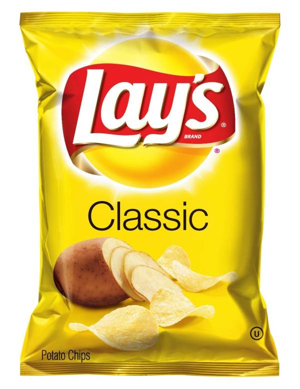 Lays Potato Chips - 3 oz