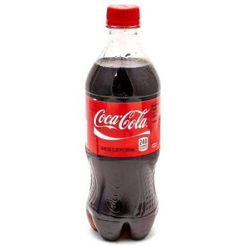 Coke - Coca Cola 20 oz