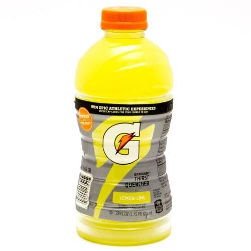 Gatorade - lemon lime - 32 oz